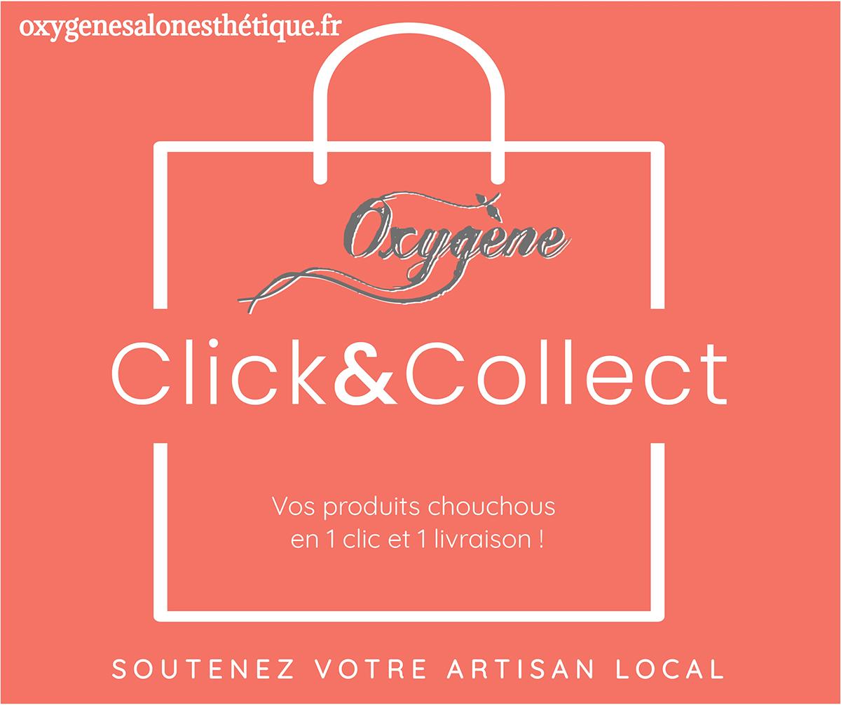 Votre salon Oxygène vous propose le Click & Collect !